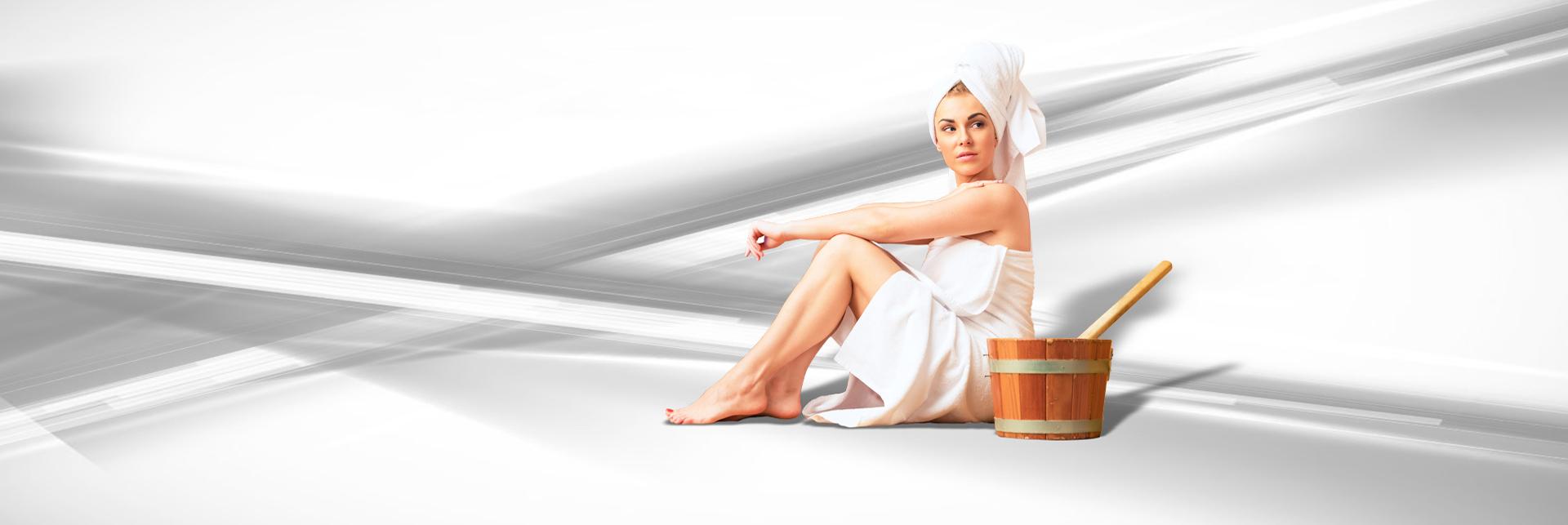 Sauna - Für die Entspannung danach!